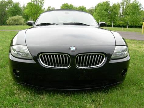 Sell Used 2005 Bmw Z4 3.0i Convertible 2-door 3.0l In