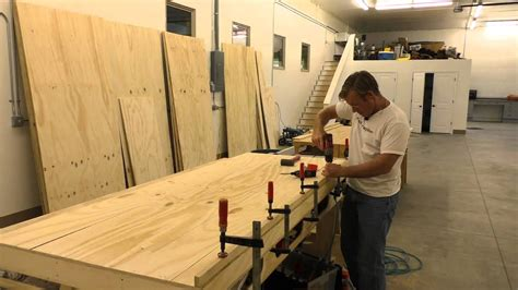 building  mobile woodshop part   fantastic wall unit