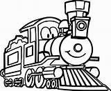 Train Coloring Pages Cartoon Locomotive Drawing Thomas Steam Preschool Trains Printable Engine Diesel Clipartmag Wecoloringpage Getcolorings Sheets Sheet Outline Getdrawings sketch template