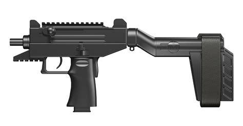 UZI® PRO & UZI® PRO SB Pistols to Debut at 2015 SHOT Show ...