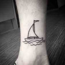 40+ Best Sailboat Tattoos images | tattoos, sailboat ...