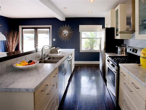 kitchen cabinet island design ideas countertops for small kitchens pictures ideas from hgtv