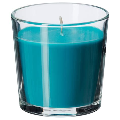 Candele Ikea by Sinnlig Scented Candle In Glass Ikea Realistic