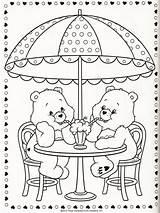 Coloring Bears Care Bear Frank Lisa Kleurplaat Disney Sheets Printable Beertjes Beer Country Adult Kleurplaten Colorear Ausmalbilder Bisounours Cheer Ausmalen sketch template