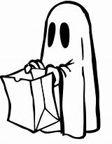 Halloween Coloring Pages Ghosts Colorings Ghost Printables Printable Cool Cute sketch template