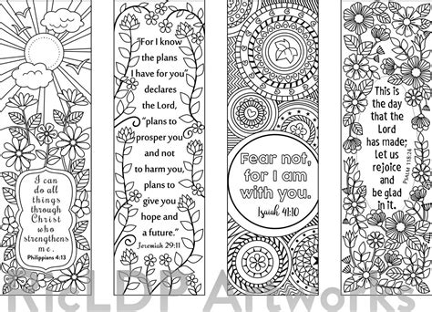 bookmarks to color 8 bible verse coloring bookmarks coloring bookmarks