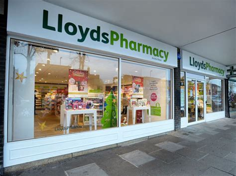 Lloyds Pharmacy by Lloyds Pharmacy Brochure By Tv In A Card
