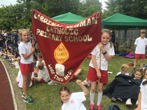 cardinal newman catholic primary school athletics