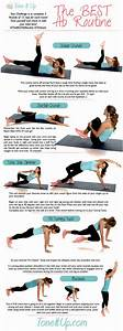 The Best AB Workout Routine! - ToneItUp.com
