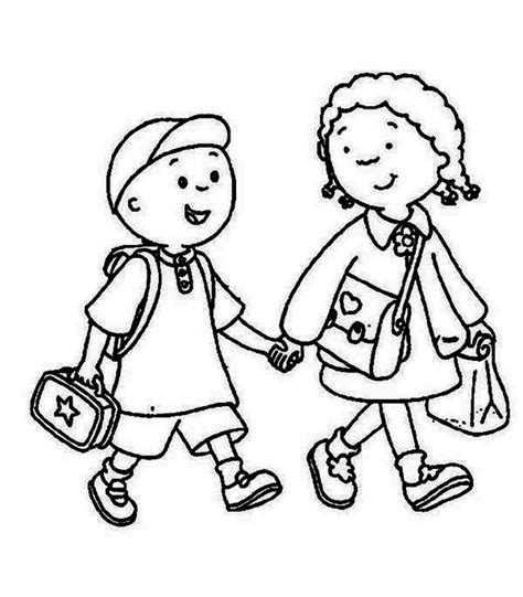 going to school clipart black and white back to school coloring pages for preschool clipart