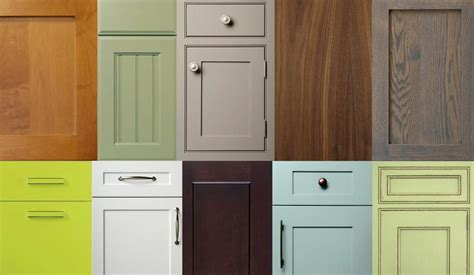 kitchen door styles for cabinets 15 cabinet door styles for kitchens homecraft 8049