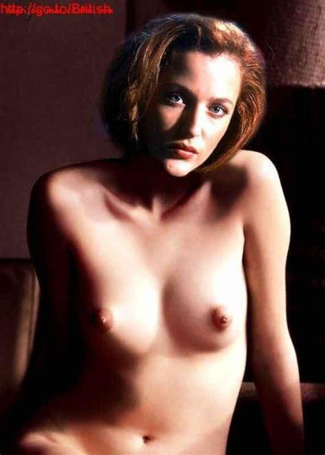Gillian Anderson Pornhugo Com
