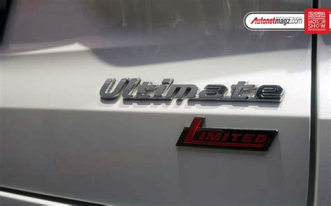 Review Mitsubishi Xpander Limited by Emblem Mitsubishi Xpander Limited Autonetmagz Review