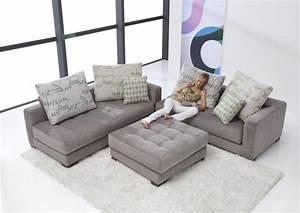 Acheter votre canape meridienne contemporain 2 ou 3 places for Canapé 3 places pour décoration de salon contemporain