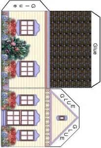 dollhouse miniature template mini printies templates just b cause
