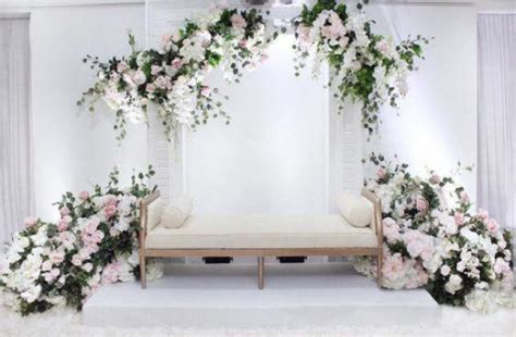 inspiratif background pernikahan sederhana neng eceu