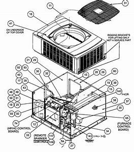 Carrier 48xl048090300 Heating  U0026 Cooling Combined Unit