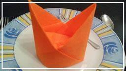 Servietten Falten Bischofsmütze : servietten falten einfach tischdeko servietten falten ~ Yasmunasinghe.com Haus und Dekorationen