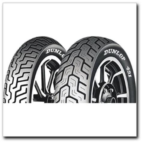 Dunlop 491 Elite Ii Motorcycle Tires