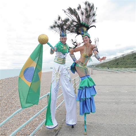 Stilt Walkers Archives | Jen The Roo events