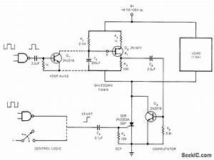 Battery Saving Timer - Basic Circuit