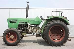 Deutz D4006a 1969 Agricultural Tractor