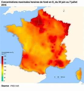 Carte France Pollution : 16 qualit de l air en le de france et pisodes de pollution r cents ~ Medecine-chirurgie-esthetiques.com Avis de Voitures