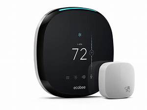 Ecobee4 Smart Thermostat With Built