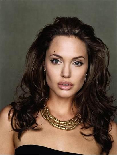 Jolie Angelina Short Hairstyle Wavy Sheplanet