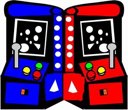 Arcade Games Vector Consoles Arcades Graphics Graphic