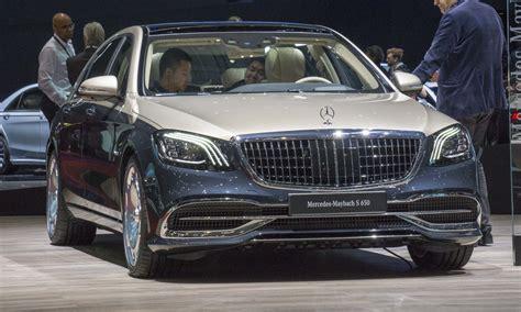 2018 Geneva Motor Show Luxury Cars Autonxt