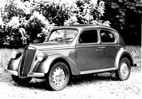 Lancia Ardea 1939 On Motoimgcom