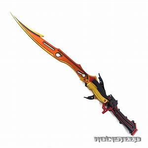 Final Fantasy XIII FF13 Lightning Gunblade Sword Flamberge ...
