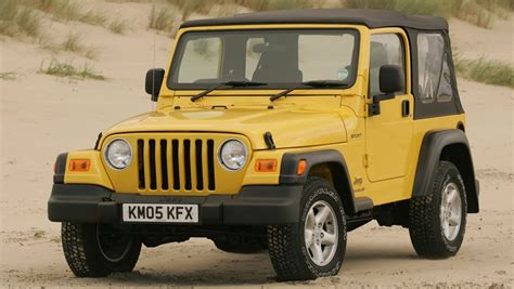 2005 Jeep Wrangler Reviews by Jeep Wrangler 2005 Review Carsguide