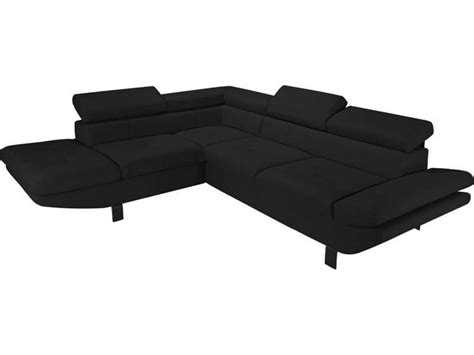 canapé d angle noir conforama photos canapé d 39 angle convertible noir conforama
