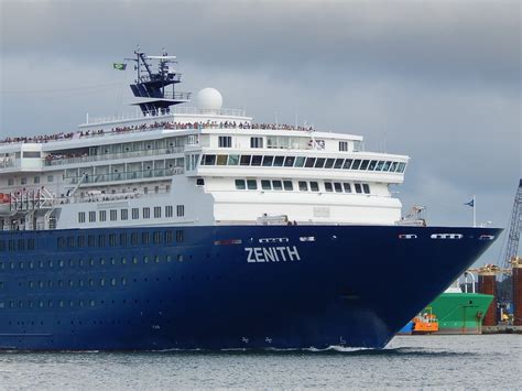 Cruise Boat Zenith by Photos Pullmantur Zenith And Msc Poesia Cruise Industry