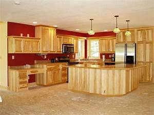 kitchen kitchen color ideas with cream cabinets trash With kitchen colors with white cabinets with red and cream wall art