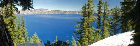 Photos Of Crater Lake Oregon Panoramas Of Crater Lake National Park Oregon