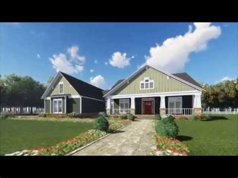 cottage house plan   youtube