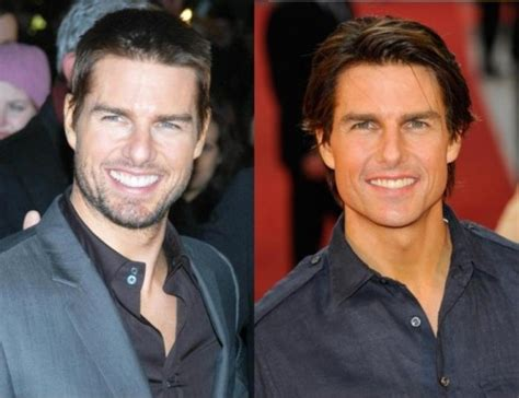 Tom Cruise Plastic Surgery Before After, Body Size
