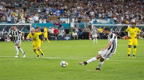 PSG vs. Juventus, Game recap, Wed., July 2016, 2017 ...