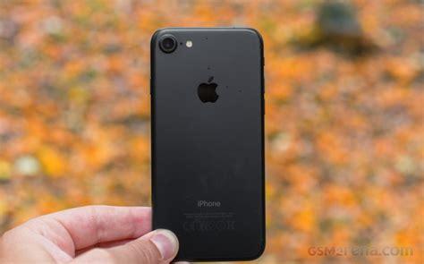 iphone 7 gsmarena apple iphone 7 review gsmarena tests