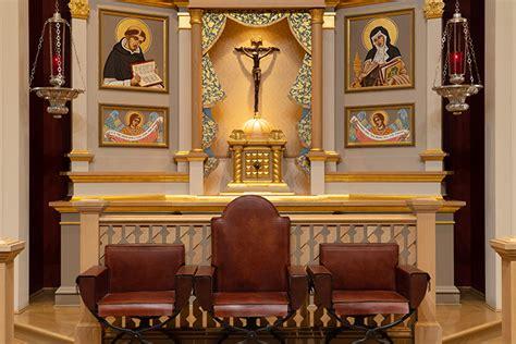 blessed sacrament chapel st thomas apostle parish tucson az