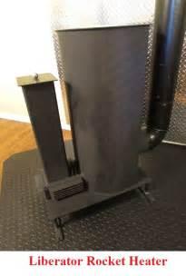 Indoor Rocket Stove Mass Heater
