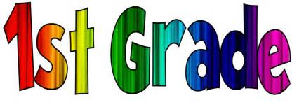 Image result for 1ST GRADE clip art