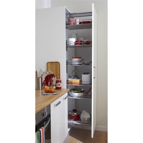 panier de rangement cuisine rangement de placard cuisine