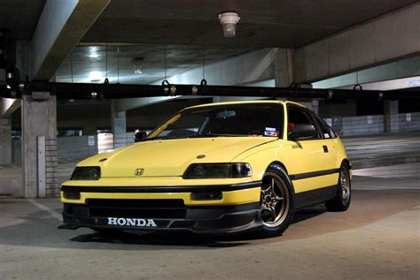 si鑒e voiture yellow honda crx si yellow honda voitures