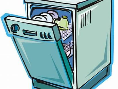 Clipart Dish Clean Dishwasher Unload Transparent Petri