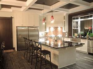 buffet salle a manger 3 armoire de cuisine contemporain With salle À manger contemporaine avec meuble rustique