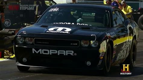 Top Gear Challenger by Top Gear Dodge Challenger Drag Pack Html Autos Post